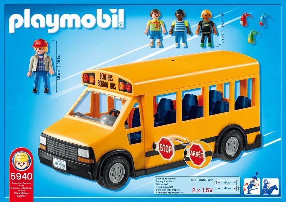 Playmobil camion de escuela 1 en mercado libre - Playmobil camion ...