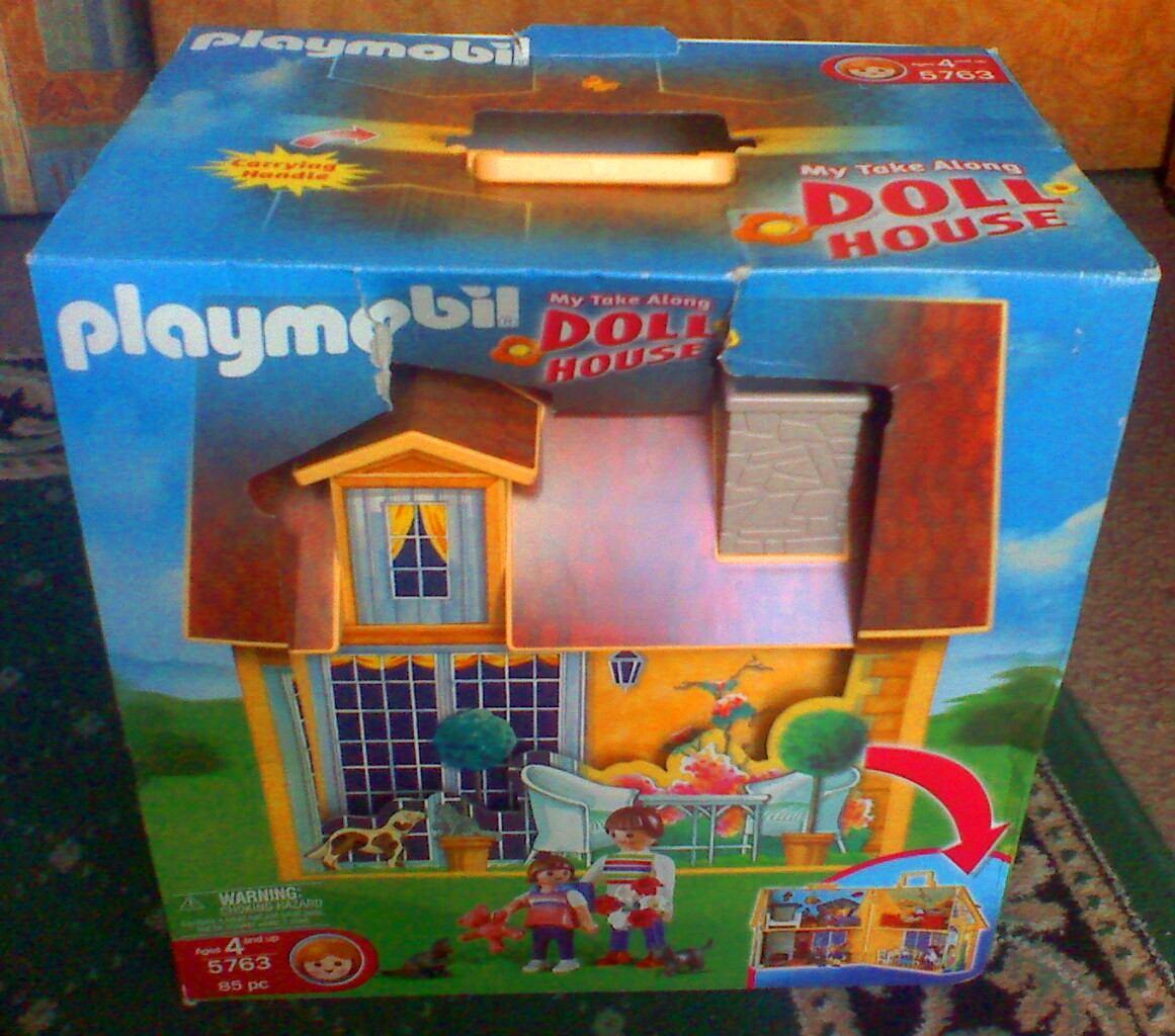 Playmobil casa de munecas numero 5763 2 en mercado libre - Gran casa de munecas playmobil ...