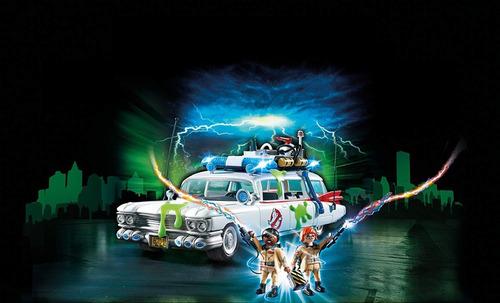 playmobil cazadores de fantasmas ecto-1.