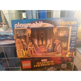 Playmobil Cofre Tumba Egipcia 9311