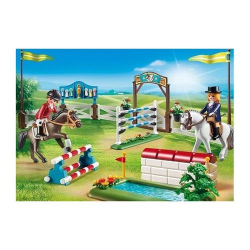 playmobil country show dos cavalos 6930