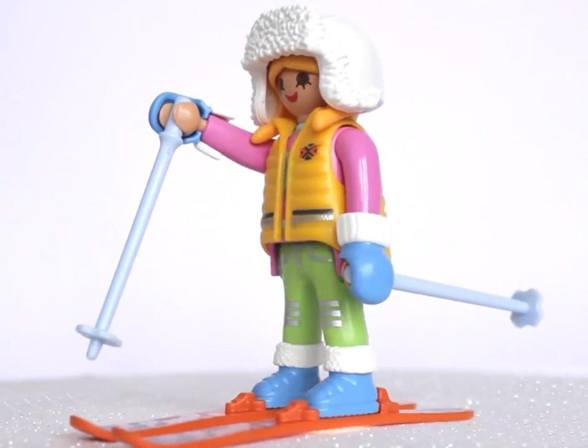 Niñas99 Serie En Libre Figura 00 Playmobil Esquiadora 13 Mercado u1JcTKlF3