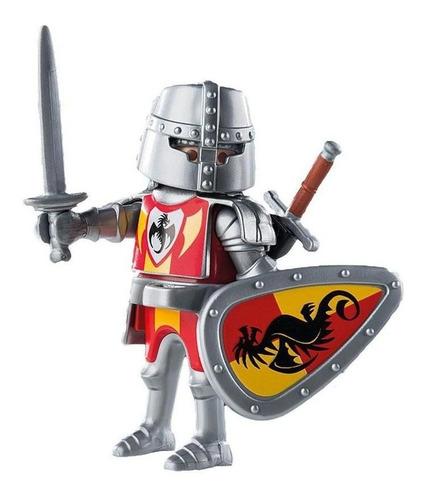 playmobil figura playmo friends cavaleiro dragão sunny