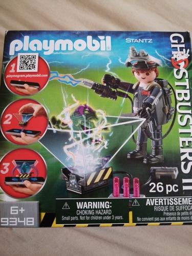 playmobil ghostbusters 9348