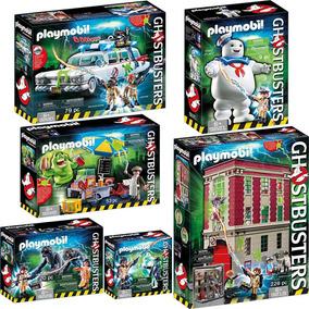 9222 23 Ghostbusters Playmobil 9219 9220 Cazafantasmas 9221 D2E9HI