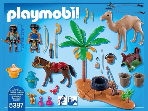 playmobil history 5387 tumba de ladrones