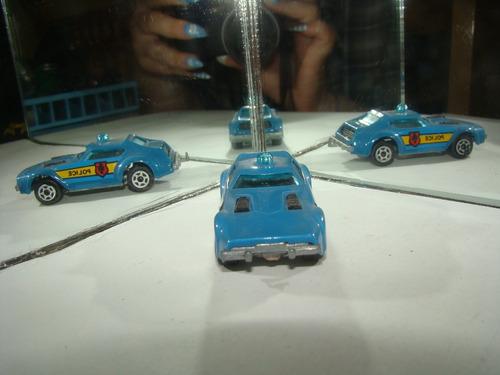 playmobil hungria firs chief auto azul variação 3 1/64 b065