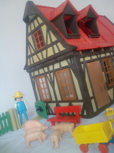 playmobil la casa granja 3556 dec 60