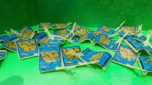 playmobil mapas de tesoro pirata medieval romano js
