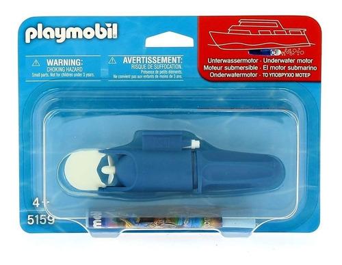 playmobil motor submarino 5159 original educan