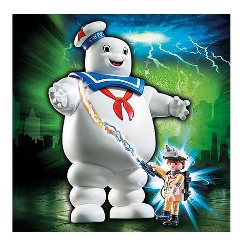 playmobil - muñeco de marshmallow