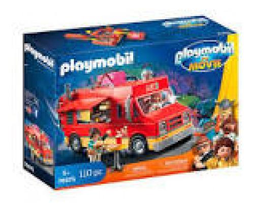 playmobil o filme food truck do del