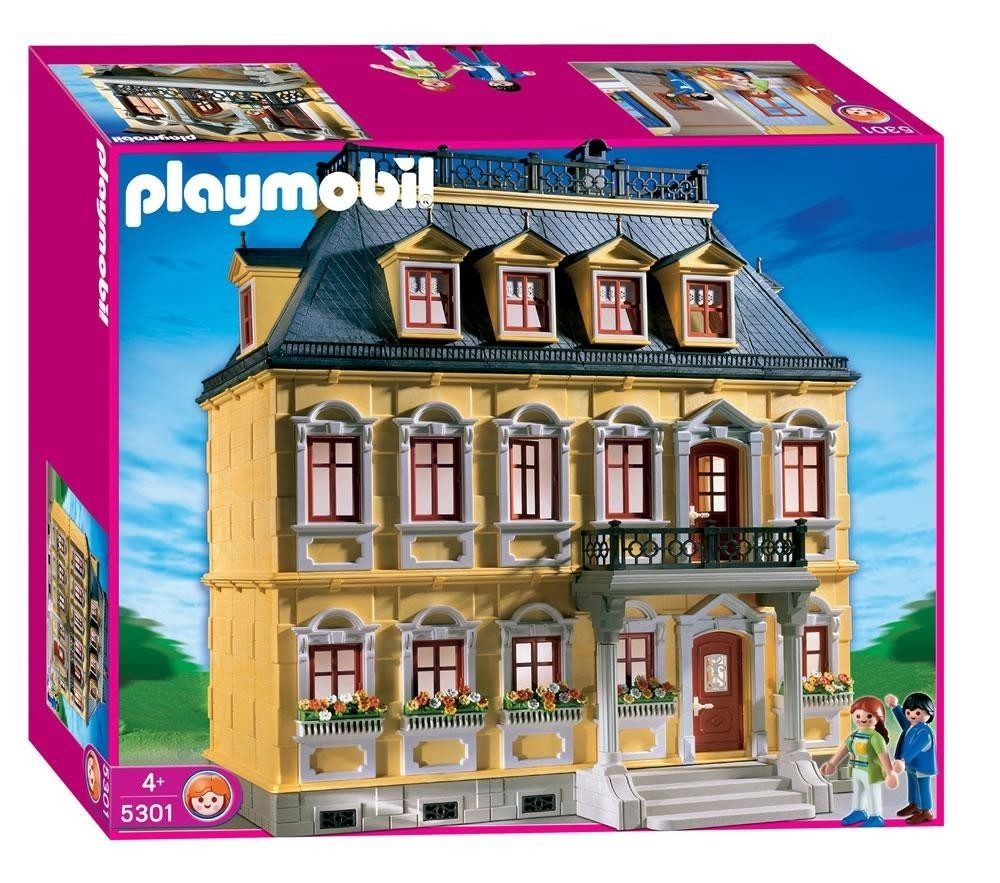 Playmobil Piezas Partes Casas 5300 5305 5301 Victoriana