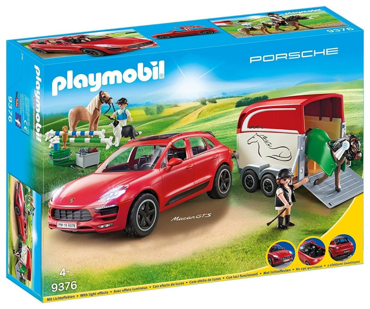playmobil porsche macan gts 2018 modelo 9376 99. Black Bedroom Furniture Sets. Home Design Ideas