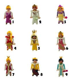 Playmobil Princesas Reinas Realeza Victorianos Reina