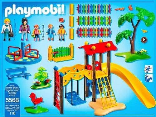 playmobil set juegos