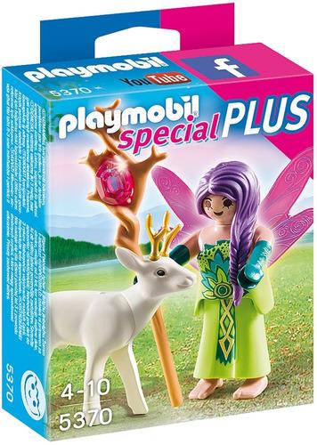playmobil special plus hada con ciervo art. 5370