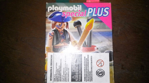 playmobil special plus pirata 5413 zona retro juguetería