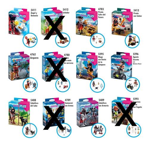 playmobil special plus varios modelos intek mundo manias