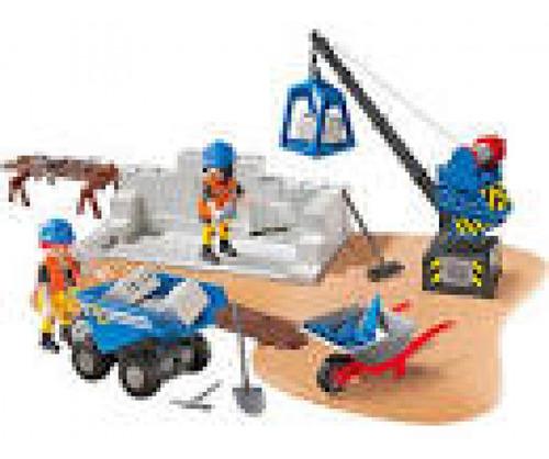 playmobil super set construcao