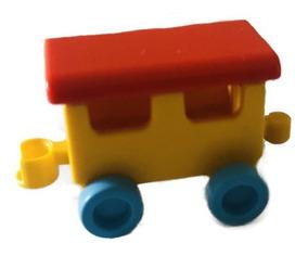Nene Playmobil Accesorios Vagon De Nena Juguete Tren 3FKTlc1J