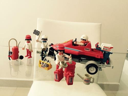 playmobil vintage lancha de carreras aurimat ref 13538