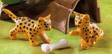 playmobil wild life explorador furtivo 6939 educando