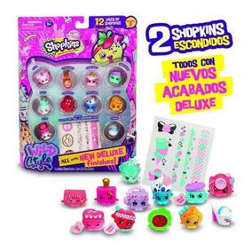 Shopkins 12 Sancho Y Rey Playset Stickers Guia Temporada 9 H29IEYDW