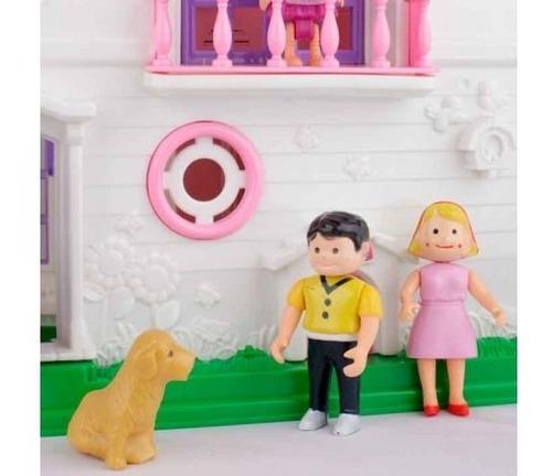 playset juguete casa 25 piezas playset juguete casa tk648