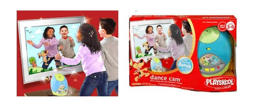 playskool dance cam (original)