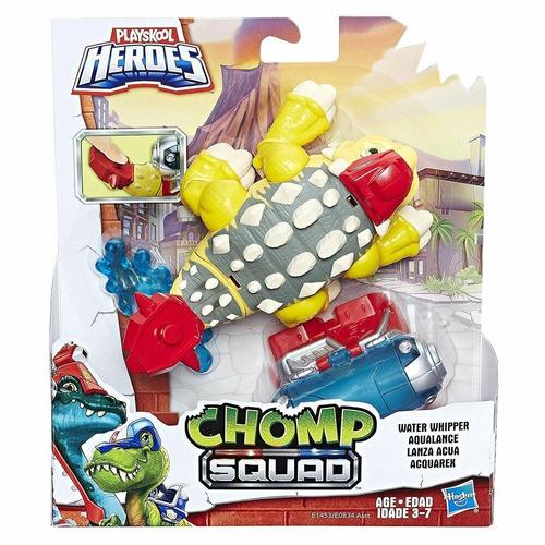 playskool heroes - chomp squad acquarex (6438)