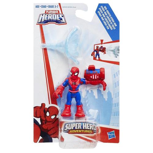 playskool heroes marvel super hero adventures spiderman
