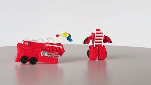 playskool heroes transformers rescue heatwave b4952-4951