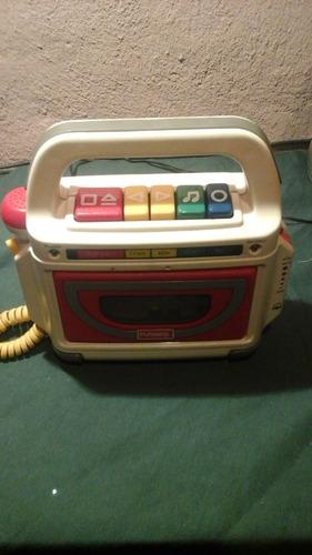 playskool karaoke vintage