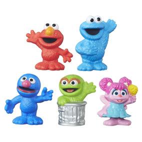 Playskool Sesame Street Collector Pack 5 Figuras