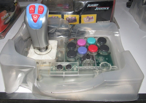 playstation 1 control arcade