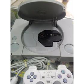 Playstation 1, En Muy Buen Estado, Con Mando Y Cables