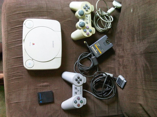 playstation 1 en perfecto estado