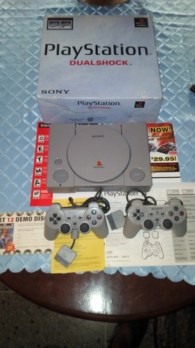 playstation 1 fat virgo chipeado descripción 90 lechugas