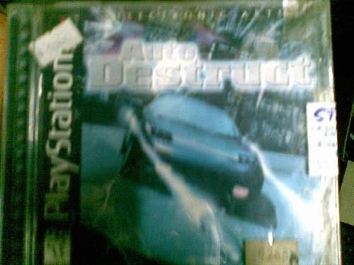 playstation 1 original (auto destruction)