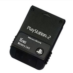 playstation 2 16 mb de tarjeta de memoria