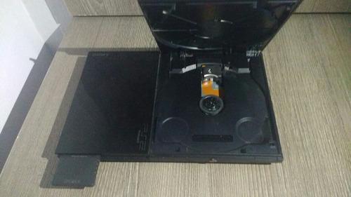 playstation 2 com defeito sem áudio e vídeo