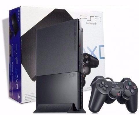 playstation 2 desbloqueado novo + 7784 jogos play 2