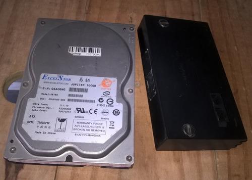 playstation 2 - fat + modem e hd