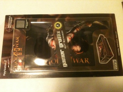 playstation 2 god of war 2 skin
