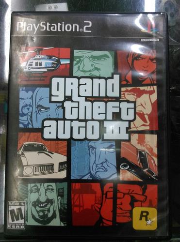 playstation 2  gran theft auto 3