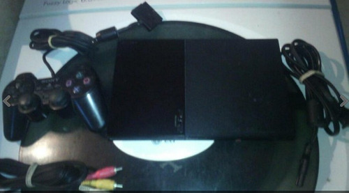 playstation 2 negociable muy poco uso