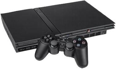playstation 2 ps2 slim semi novo desbloqueado 5 jogos brinde