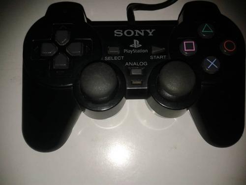 playstation 2 slim + 1ctrl + cables + memory card + juegos