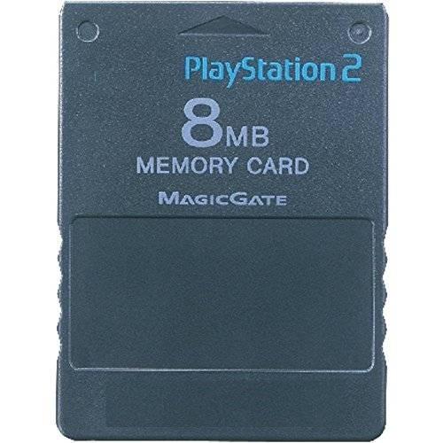 playstation 2 tarjeta de memoria (8 mb)